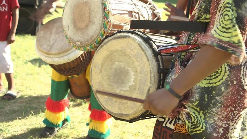 2016 Black Arts Festival: Chi Amen-Ra