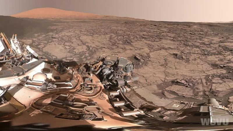Michigan and the Mission to Mars #1626
