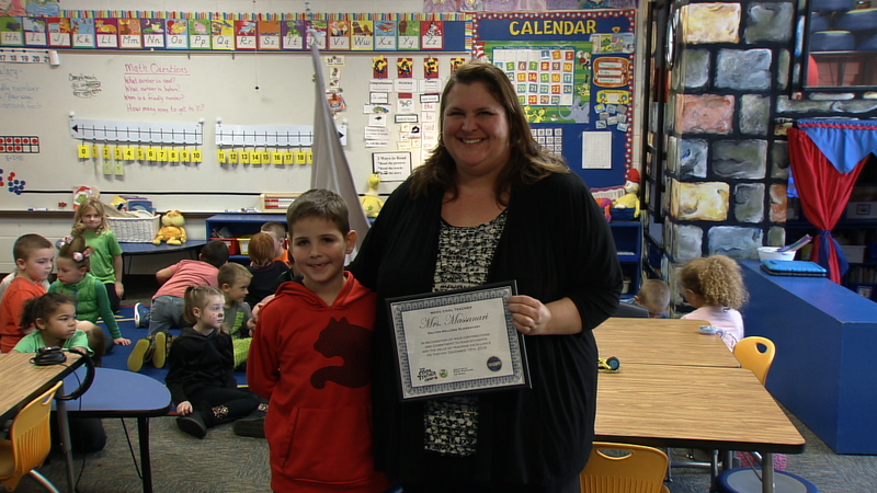 Cool Teacher Contest - Mrs. Massanari