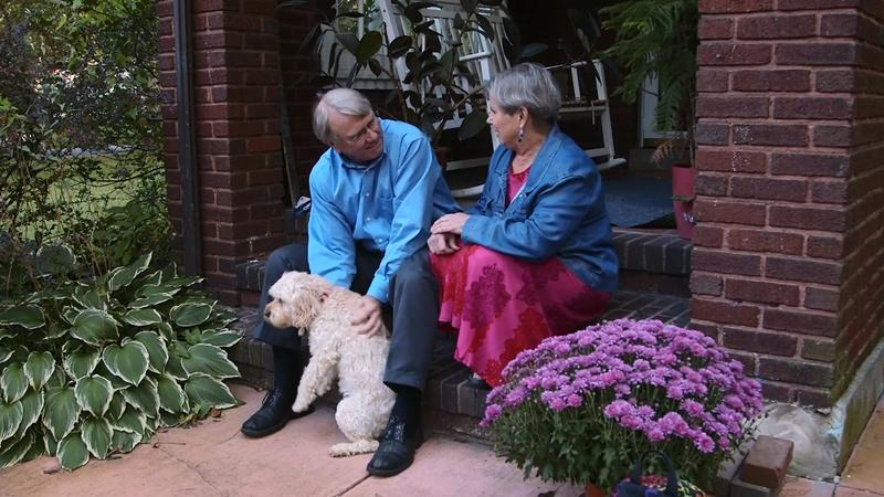 Caring for a Spouse with Dementia
