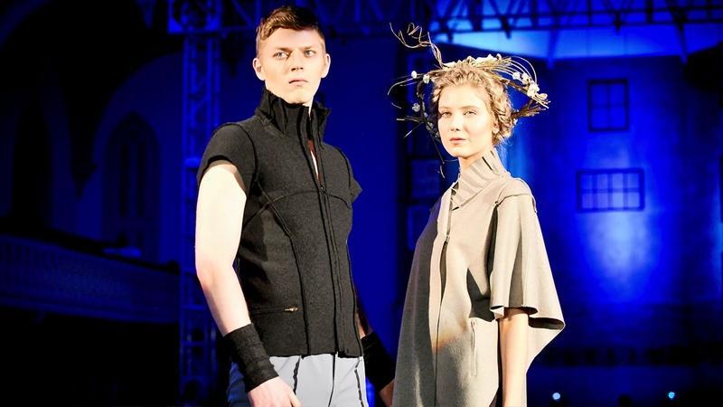 Corey Aldrich on Vilma Mare's Baltic Style
