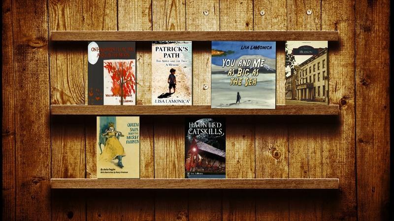 Author/Illustrator Lisa Lamonica on Her Books