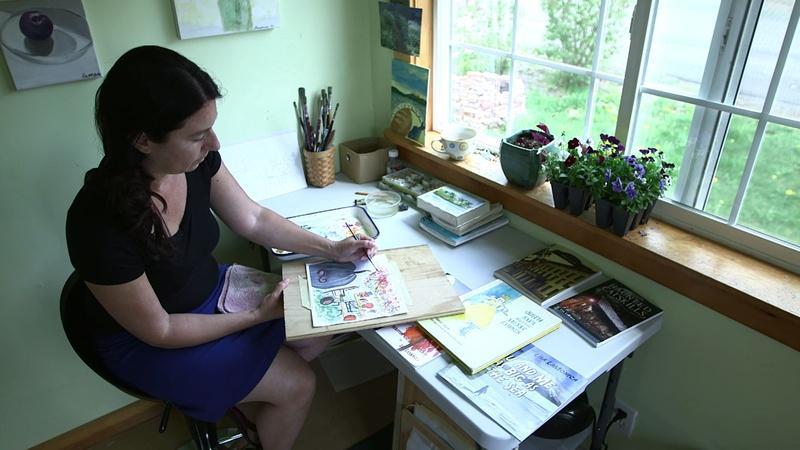 Lisa Lamonica: Author, Illustrator, and Artist