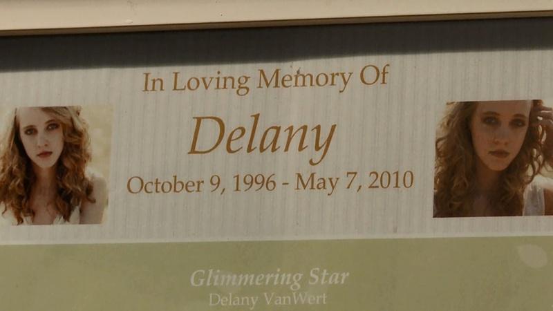 Delaney Van Wert's Legacy