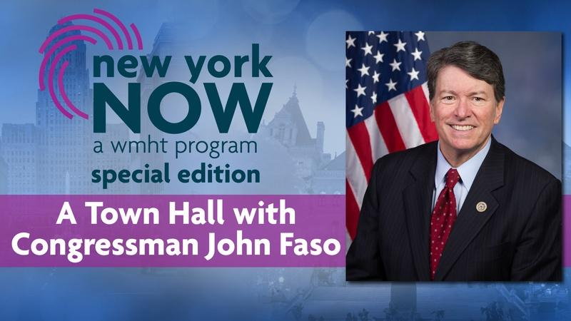 Town Hall with Congressman John Faso