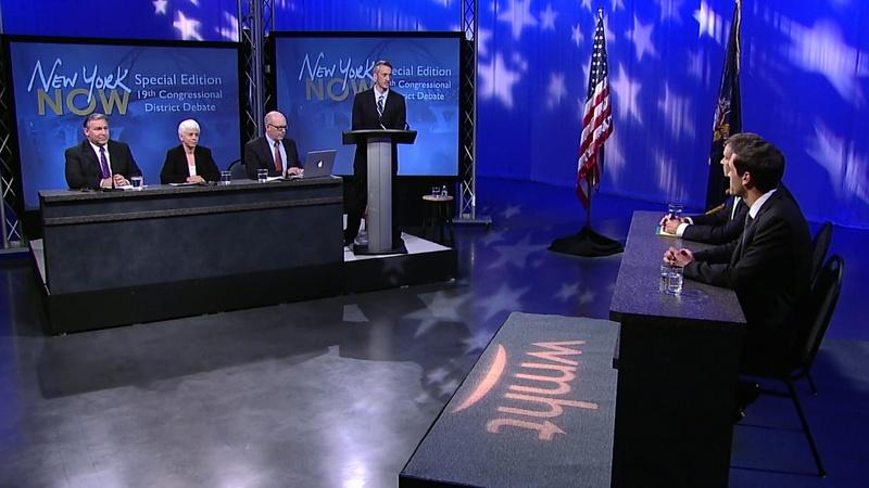 Debate | 19th Congressional District Seat 2014