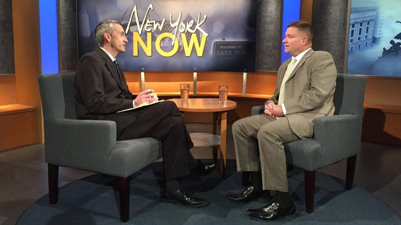 New York NOW | Congressman Gibson Talks Future