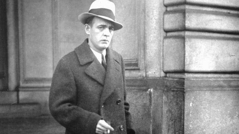William Kennedy's Prohibition Story