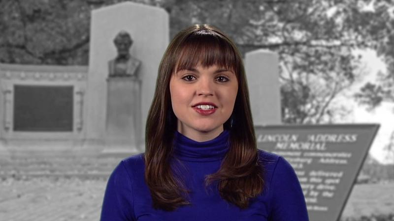 WMHT Recites The Gettysburg Address