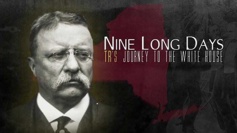 Nine Long Days: TR's Journey to the White House