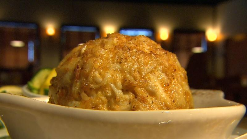 Eatin' Crabcakes: The Best I Ever Had