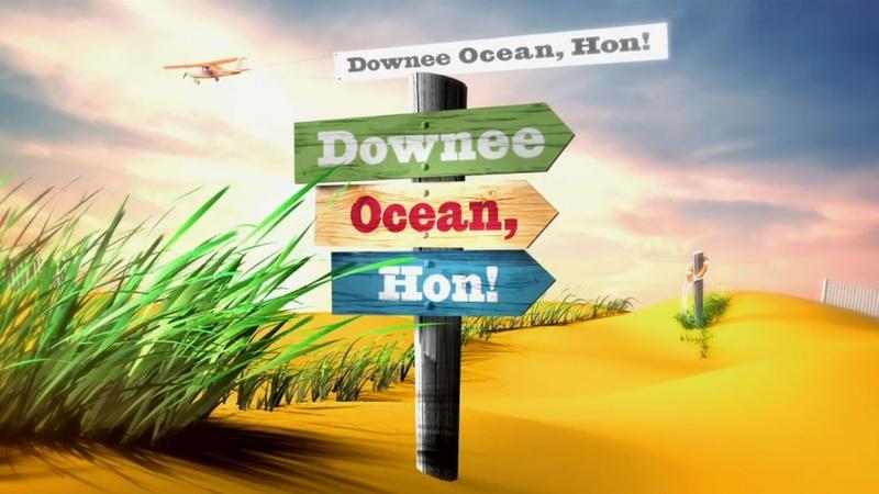Downee Ocean, Hon!