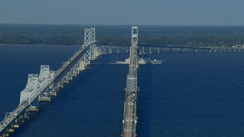 The Chesapeake Bay Bridge: Spanning the Bay