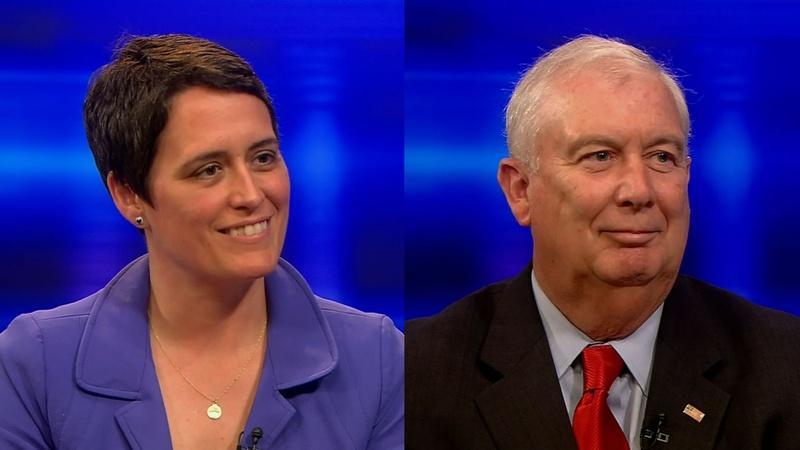 Candidates Heather Mizeur & David Craig