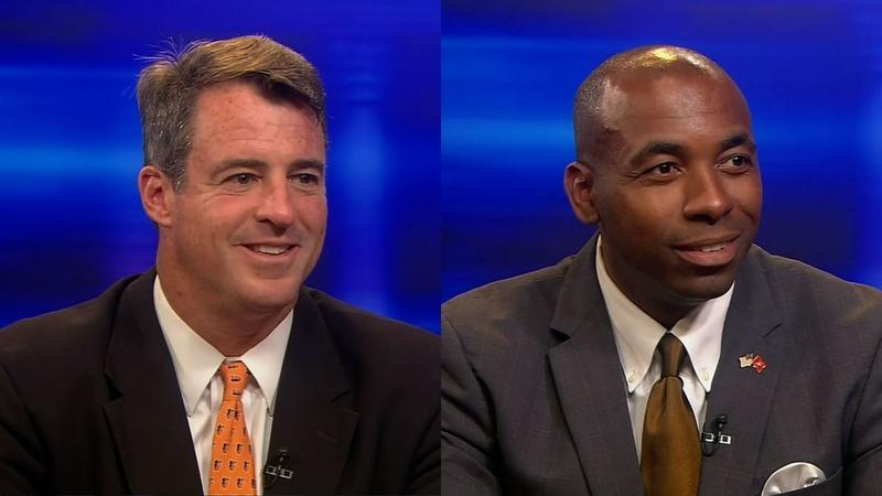 Candidates Doug Gansler & Charles Lollar