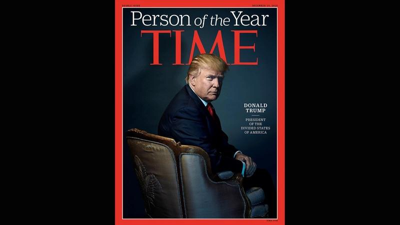 Time's Dig at Donald