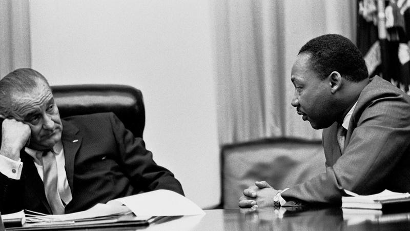 "REMEMBERING MLK JR:  ""WHERE DO WE GO FROM HERE?"""