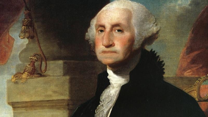 PRESIDENT WASHINGTON'S WARNING