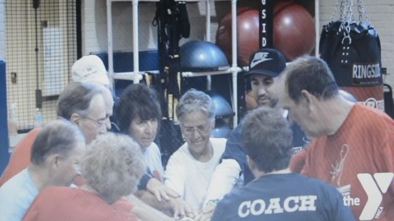 Regional Voices: John & Jennifer Richard, YMCA Boxing
