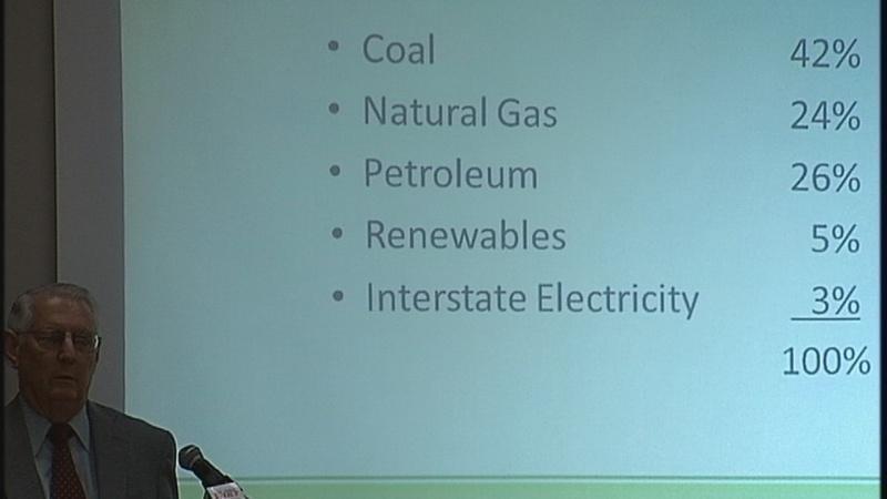 Regional Voices: J. Winston Porter, Energy Consultant