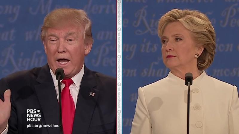New Jersey Reaction to Final Presidential Debate
