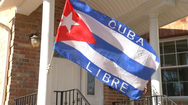 Cuban-American Elected Officials See a Anti-Castro Ally