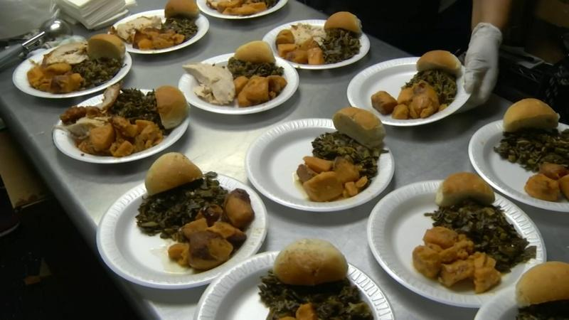 St. James Food Program Fights Off Financial Woes