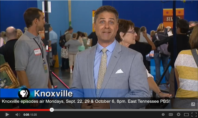Antiques Roadshow Knoxville teaser 2