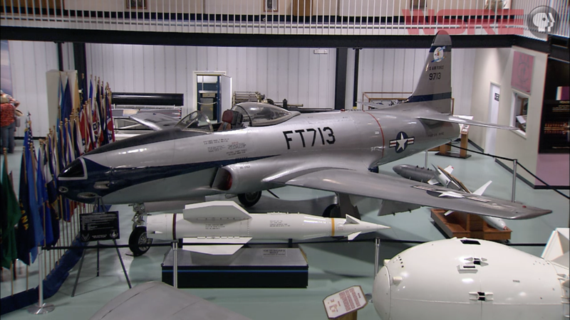 In Your Own Backyard: Air Force Armament Museum