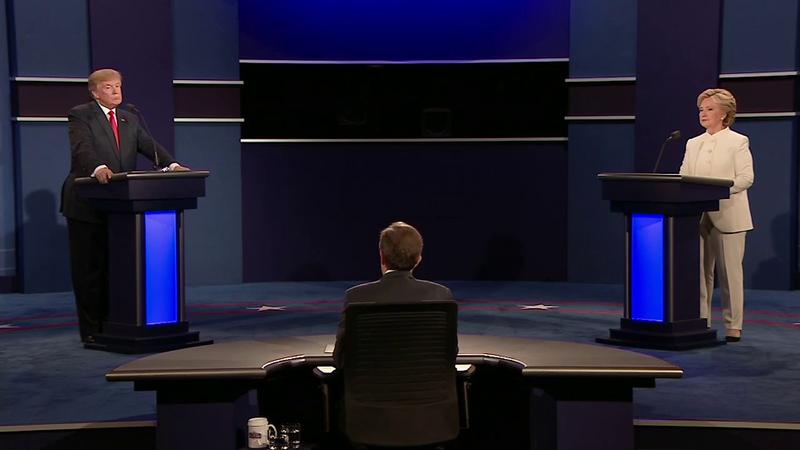 Final Debate a Contentious, Ill-Tempered Affair