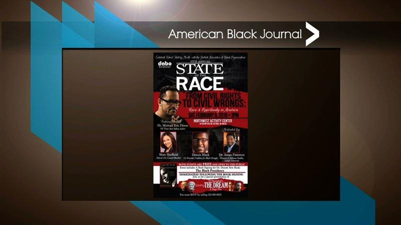 """Flint Water Crisis / DABO """"State of the Race"""" Conference"""