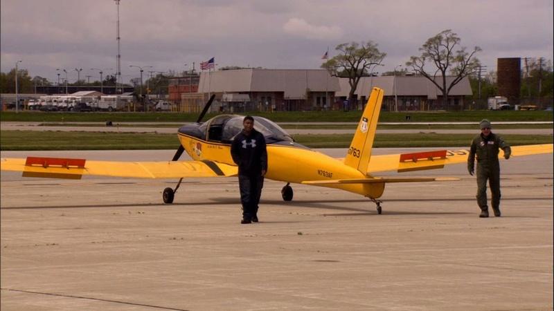 Detroit Fly-In / Luft Gangster