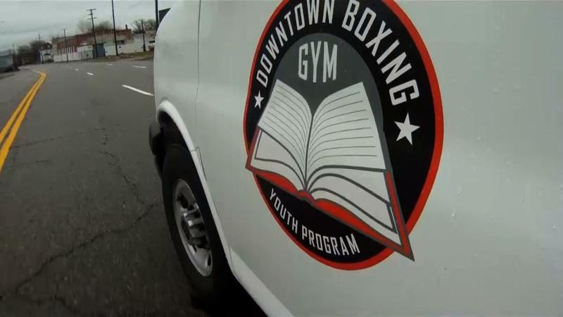 Introducing the Downtown Boxing Gym Youth Program