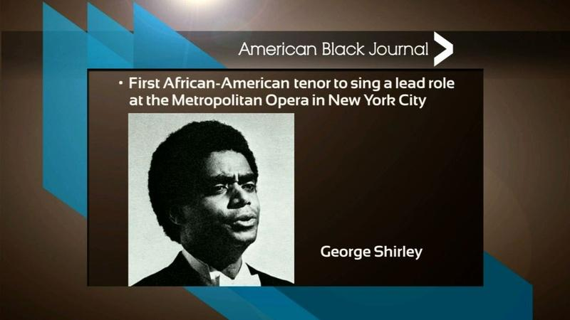 George Shirley Firsts / Black and Arab Women's Dialogue
