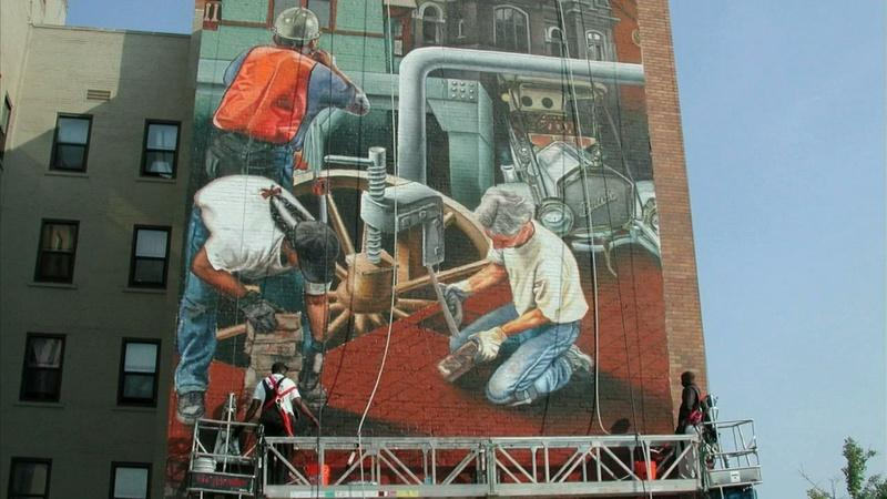 Detroit: Past, Present & Artists' Words on the City's Future