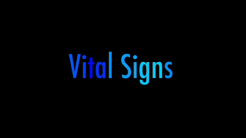Vital Signs - Part 1