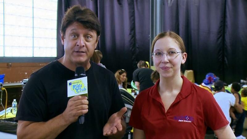 Aquatots Interview from Kids Club Live 2014