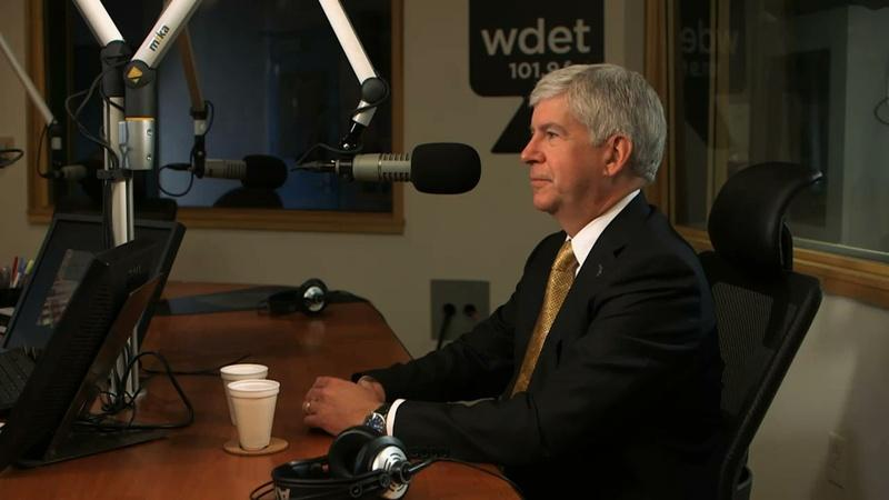 Michigan Calling with Governor Rick Snyder