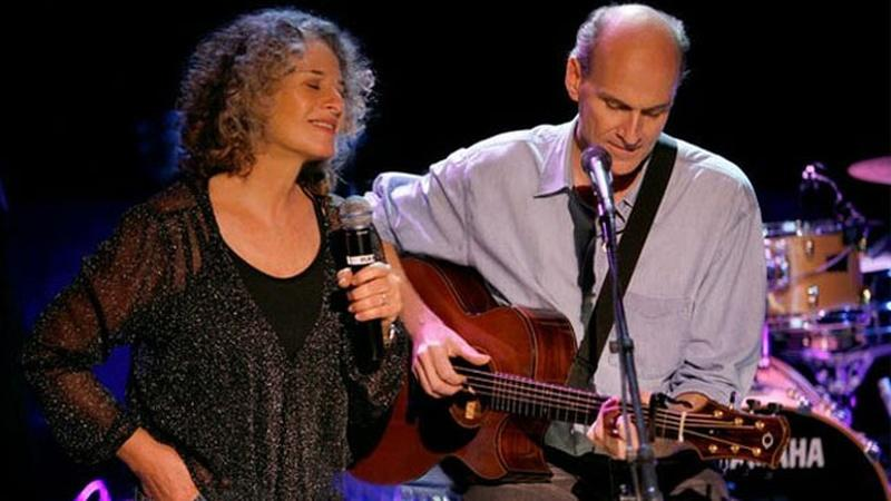 Carole King/James Taylor: Live at the Troubadour