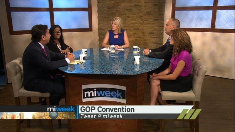 GOP Convention / Political Roundtable