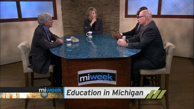 Governor Snyder Visits / Road Funding / Michigan Education