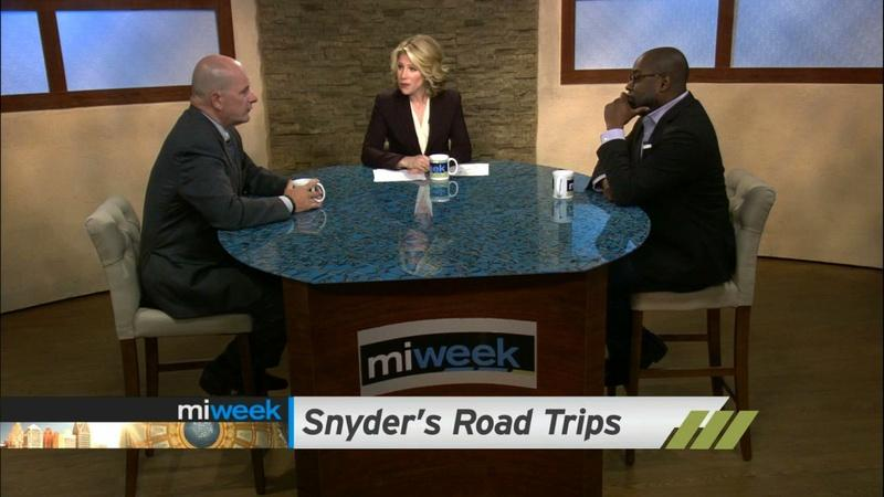Education Plan / Cop Charged / Snyder's Travels/ Headlines