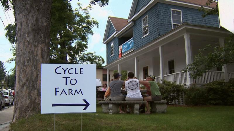 Cycle to Farm Tour