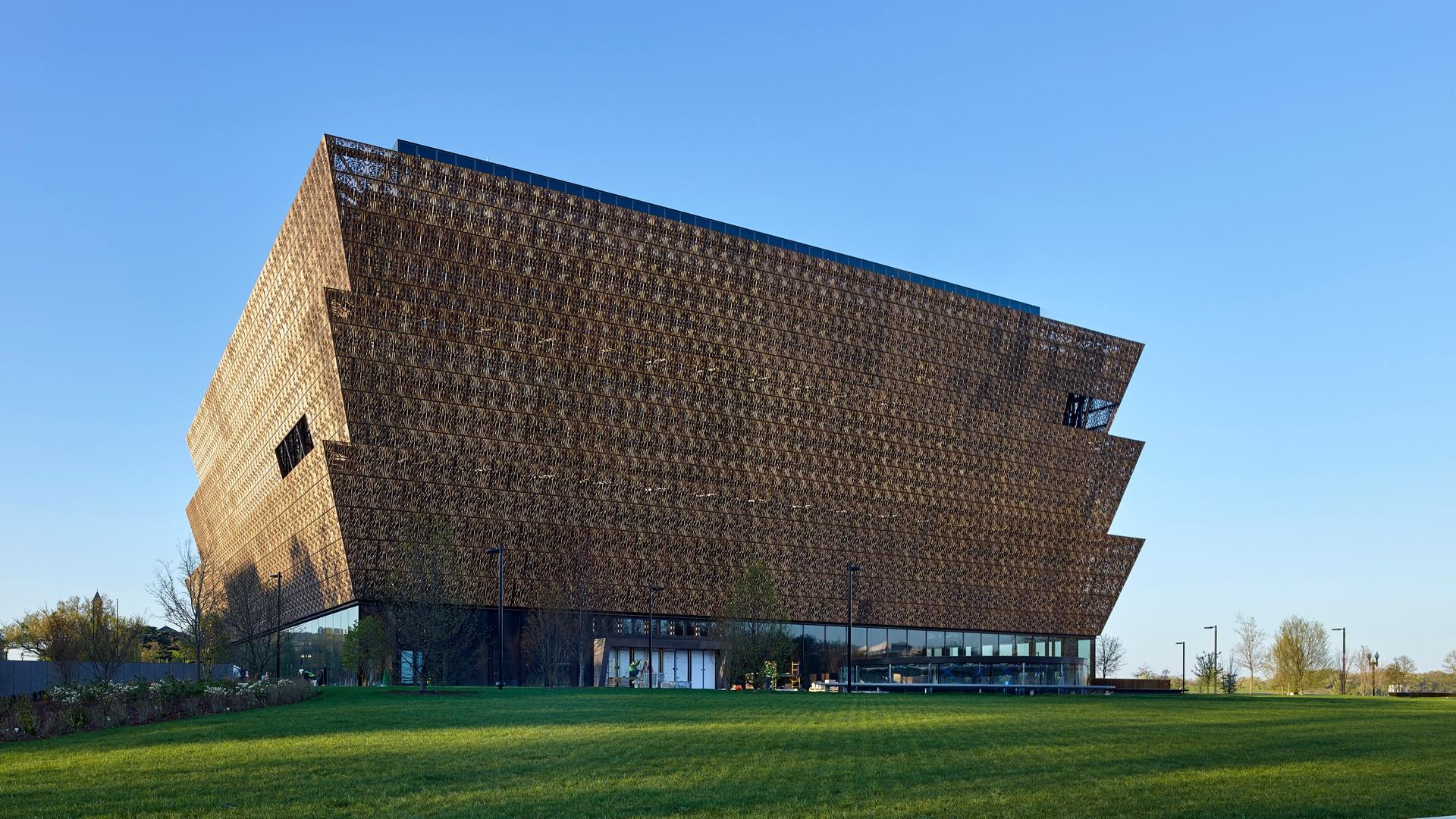 Crown on the Mall: Designing the Smithsonian NMAAHC