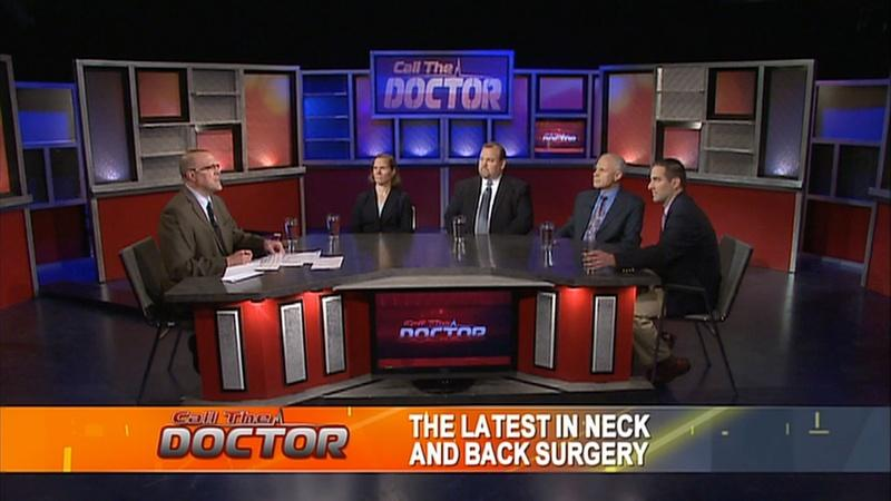 The Latest in Neck and Back Surgery