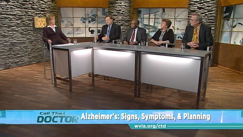 Alzheimer's Disease: Signs, Symptoms and Planning