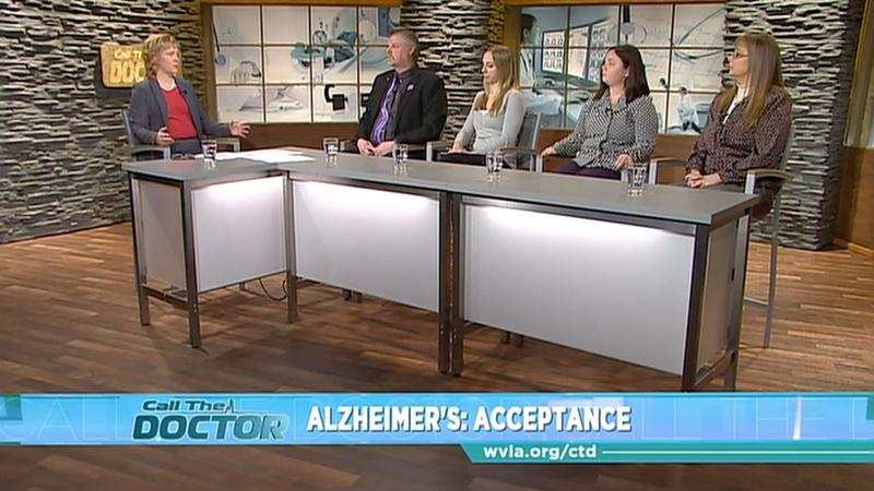 Alzheimer's: Acceptance & Care