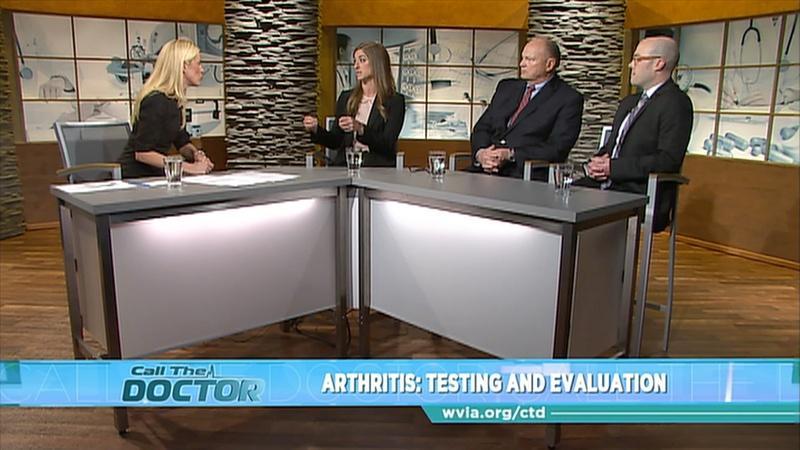 Arthritis: Signs, Symptoms & Testing