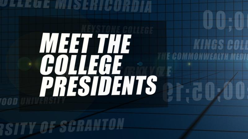 Meet the College Presidents