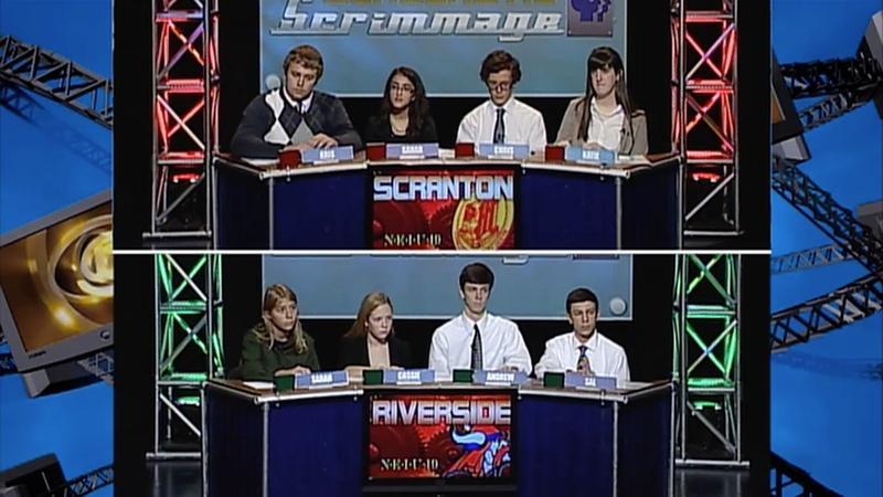 Scranton vs. Riverside